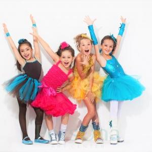 Постановка танцев и пластических этюдов для детей