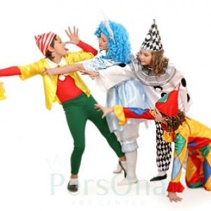 Постановка спектаклей, мюзиклов - творческая студия для детей